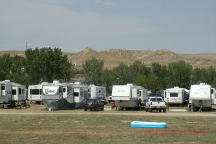 Maverick Rv Park And Campground Lander Wy Campgrounds