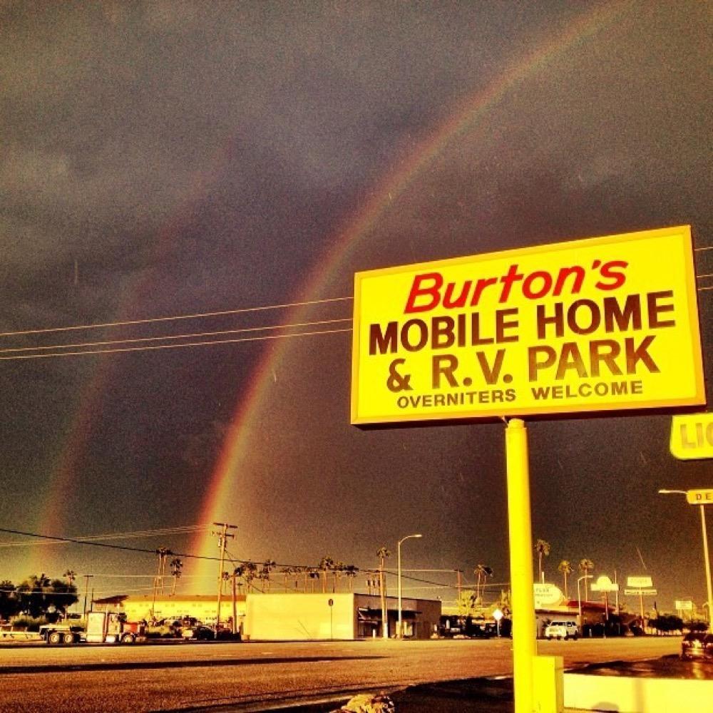 Burtons Mobile Home RV Park