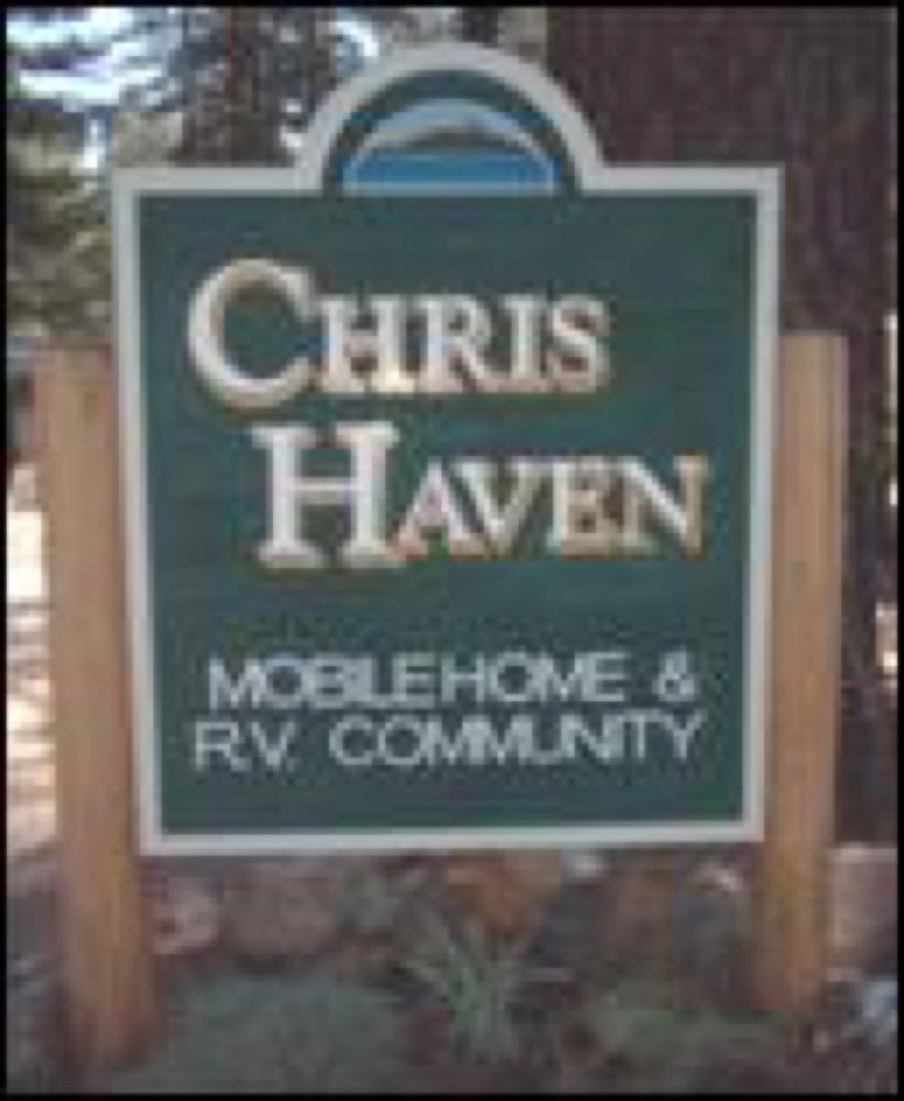 Chris Haven Mobilehome RV Community