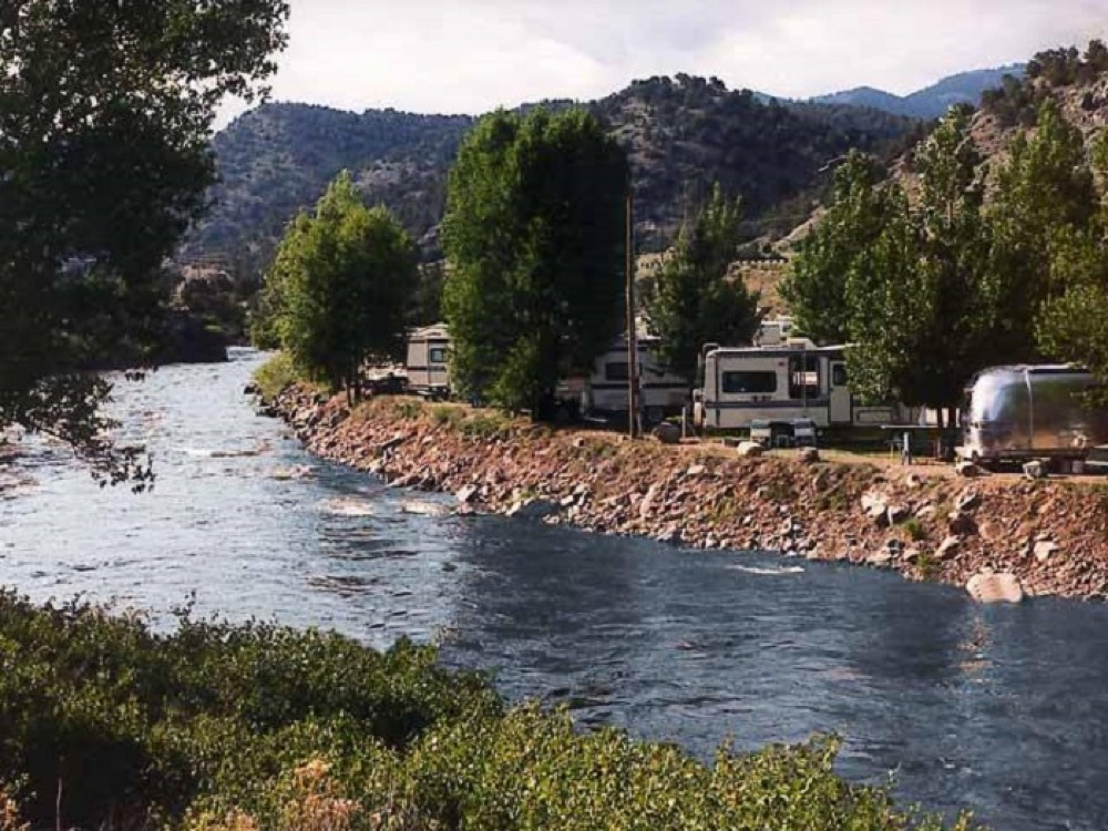 Four Seasons Rv Park Salida Co Campgrounds