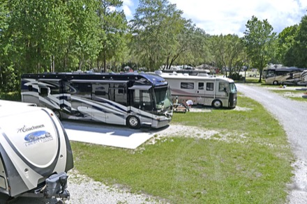 Campgrounds In Georgia