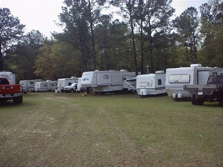 Campgrounds In Florida