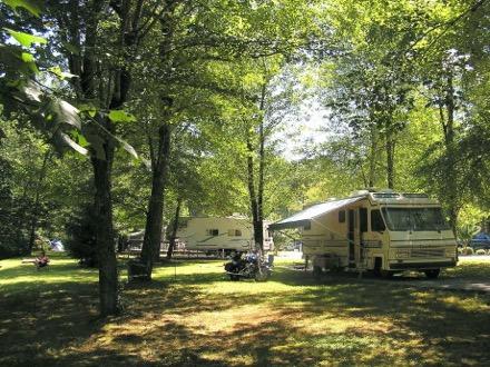 Long Ridge Campground Hiawassee Ga Campgrounds