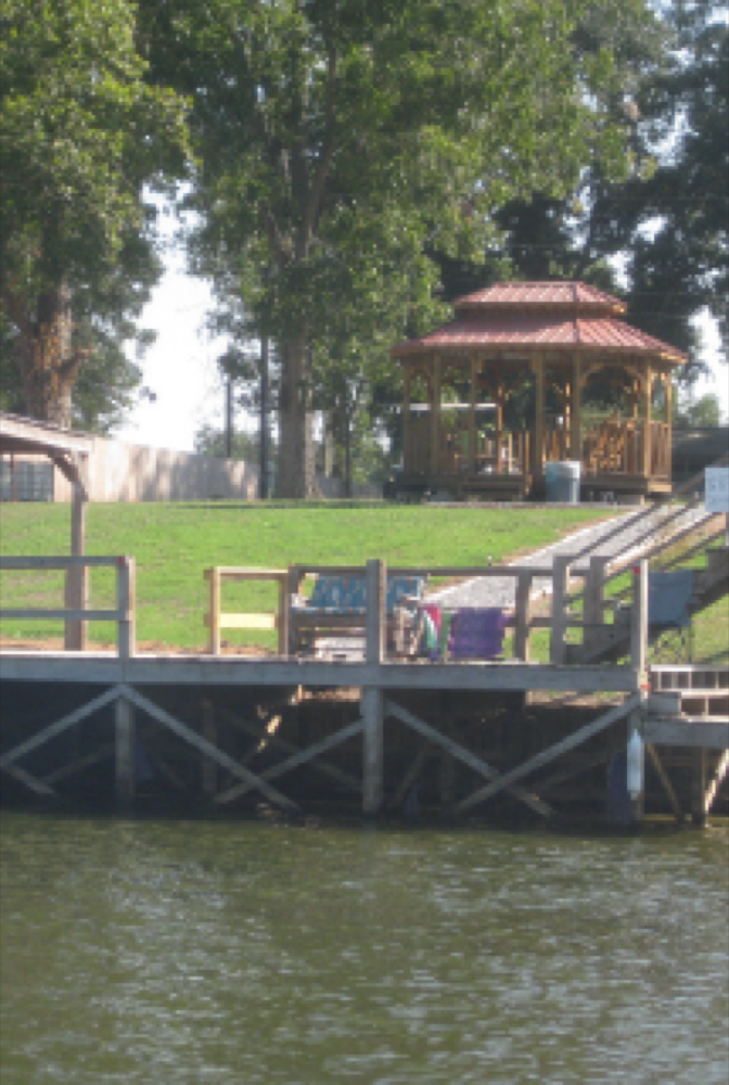Larto Lake Cabins Lake House Catahoula Parish Louisiana
