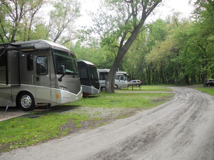 Campgrounds In Michigan