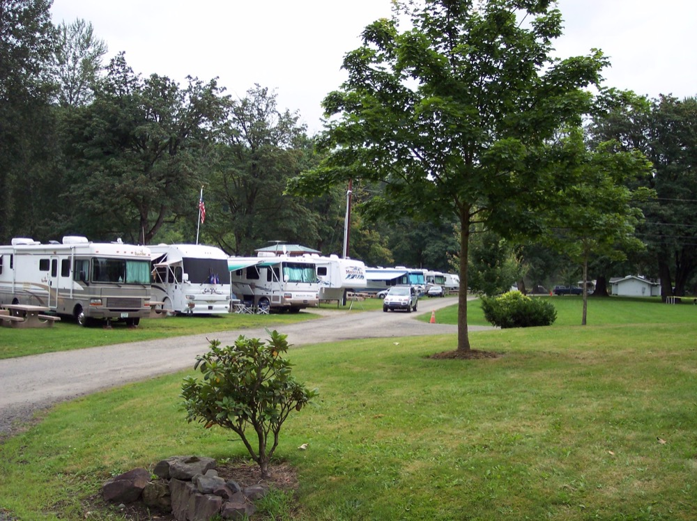 Snoqualmie River Campground