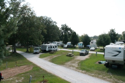 Campgrounds In Kentucky Rv Amp Tent Camping Camp Native