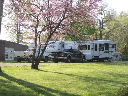 Campgrounds In Illinois
