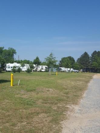 White Oak Creek Park Campgrnd