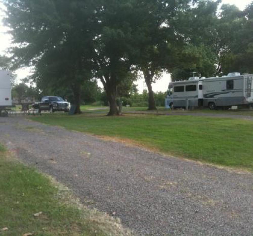 Ashley Lane RV Mobile Home Park