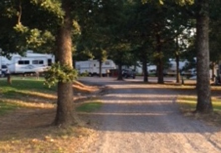 Campgrounds In Oklahoma