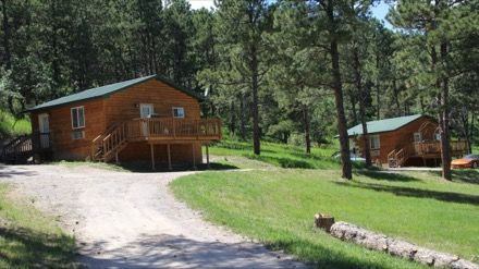 Badlands White River Koa Interior Sd Campgrounds