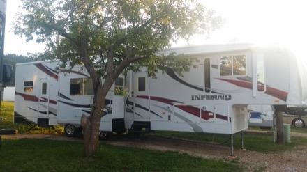 Glencoe Camp Resort Sturgis Sd Campgrounds
