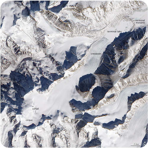 Glacial Erosion and Deposition | Earth Science