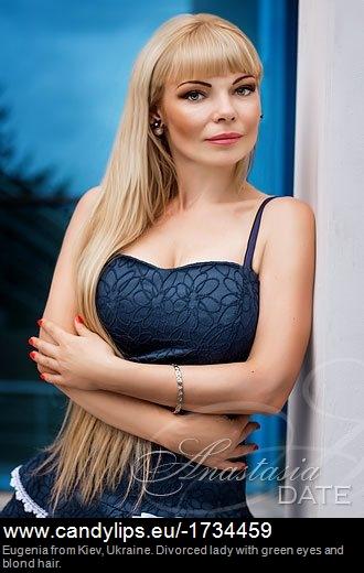 Kiev Ukraine Divorced Lady