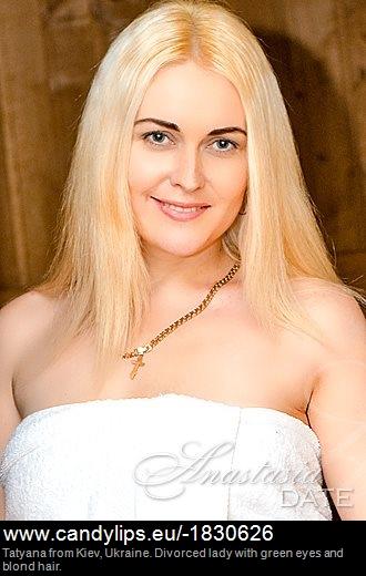 Kiev Ukraine Divorced Lady With