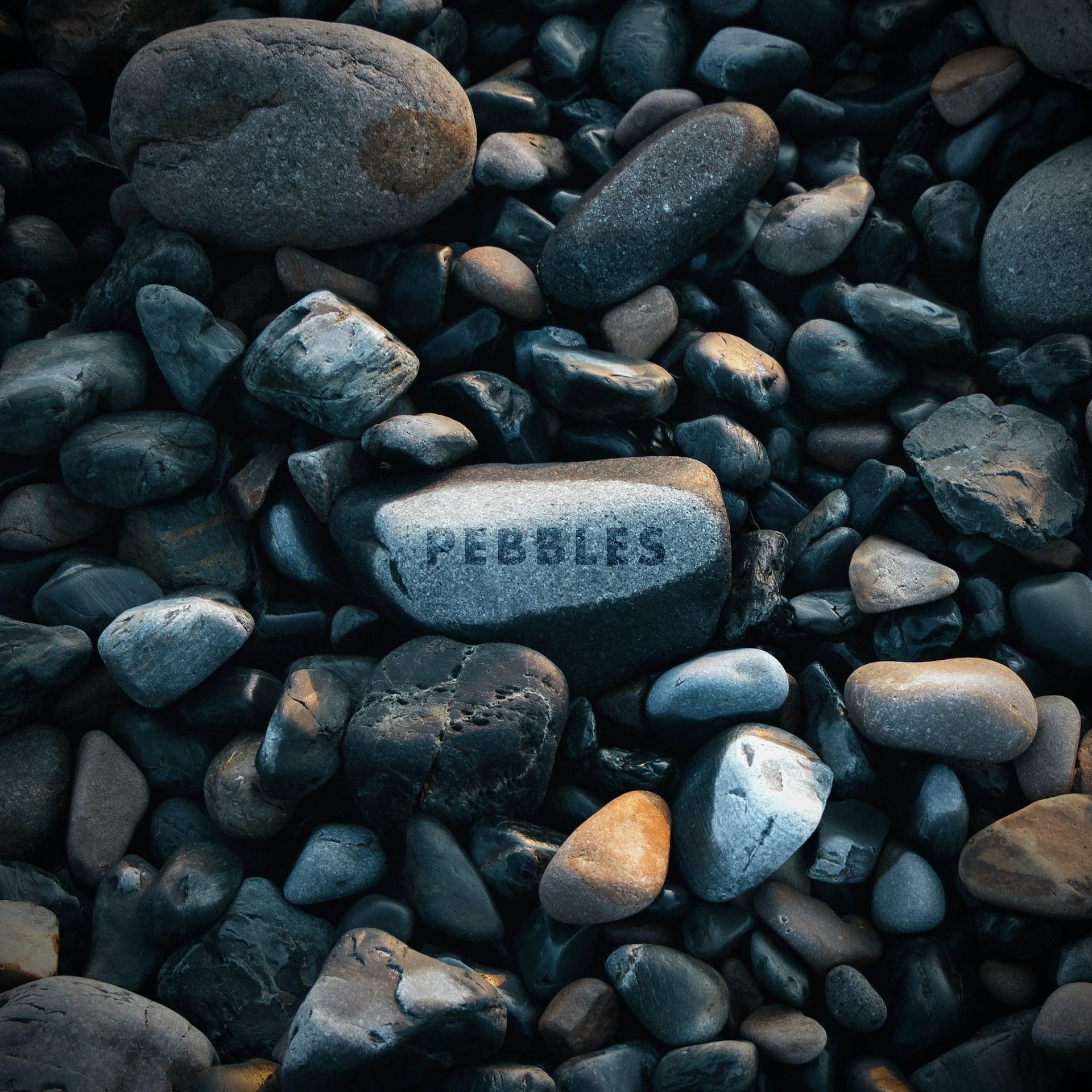 Pebbles Artwork