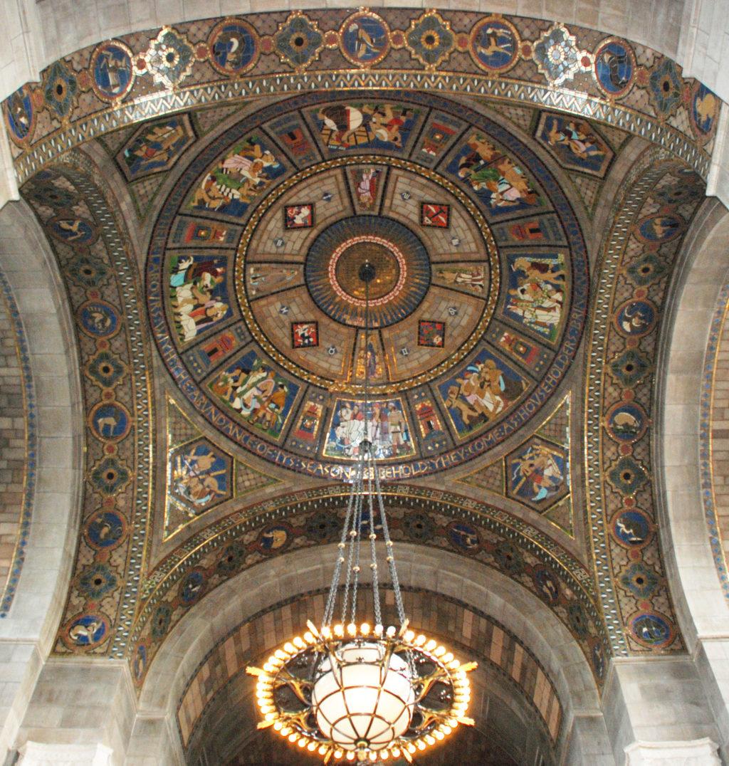 Vestibule Dome