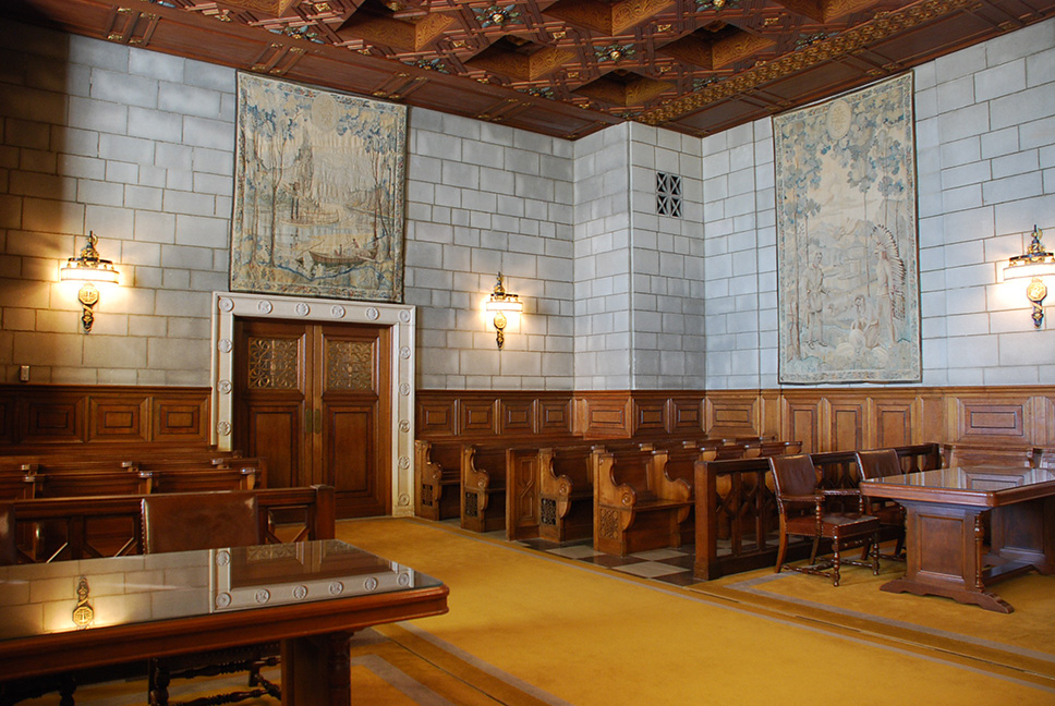 Supreme Court public seating