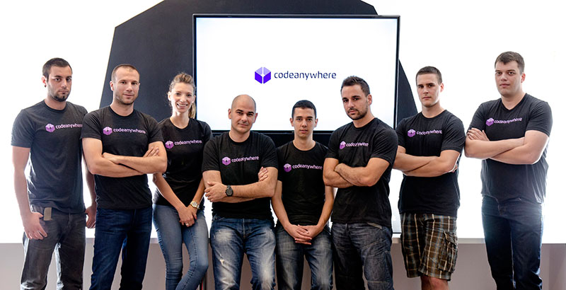 Codeanywhere Team