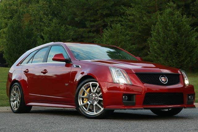 Cadillac Cts V Wagon For Sale >> Used 2011 Cadillac Cts V Wagon Rwd 33 950 For Sale Car Albert