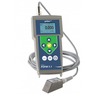 PDFM 5.1 Portable Doppler Flow Meter