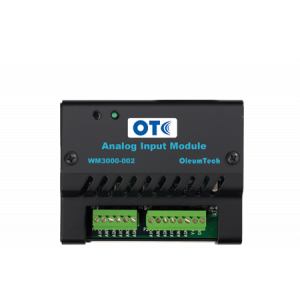 Analog Input Module (for DH1) - Ideal for Integrating Analog Inputs to the DH1 Base Unit Gateway.