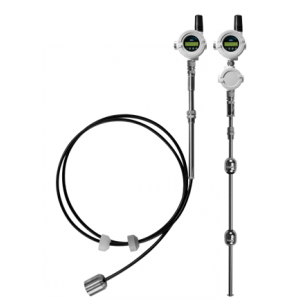 WIRELESS LEVEL TRANSMITTER & GAUGE - Battery-Powered Self-Contained Tank Level Gauging Solution