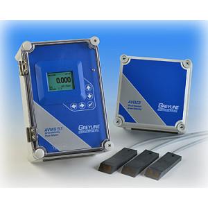 AVMS 5.1 Multi-Sensor Area-Velocity Flow Monitor
