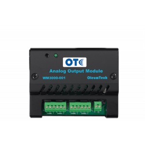 Analog Output Module (for DH1) - Ideal for Integrating Analog Outputs to the DH1 Base Unit Gateway.