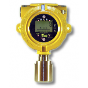 GASMAX II Single/Dual Channel Toxic and Combustible Gas Monitor for Hazardous Locations