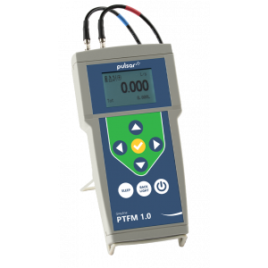PTFM 1.0 Portable Ultrasonic Transit Time Flow Meter