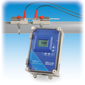 TTFM 1.0 Transit Time Ultrasonic Flow Meter
