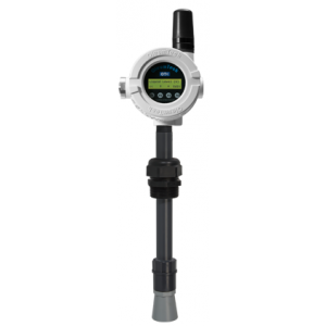 WIRELESS ULTRASONIC LEVEL TRANSMITTER Battery-Powered Self-Contained Water Level Monitoring Solution