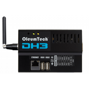 DH3 Wireless Gateway - Highly Versatile Wireless Gateway with Ethernet and Serial Interface.