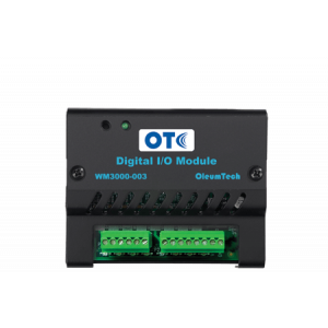 Digital I/O Module (for DH1) - Digital I/O Expansion Solution for the DH1 Base Unit Gateway.