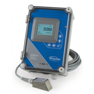 DFM 6.1 Doppler Flow Meter