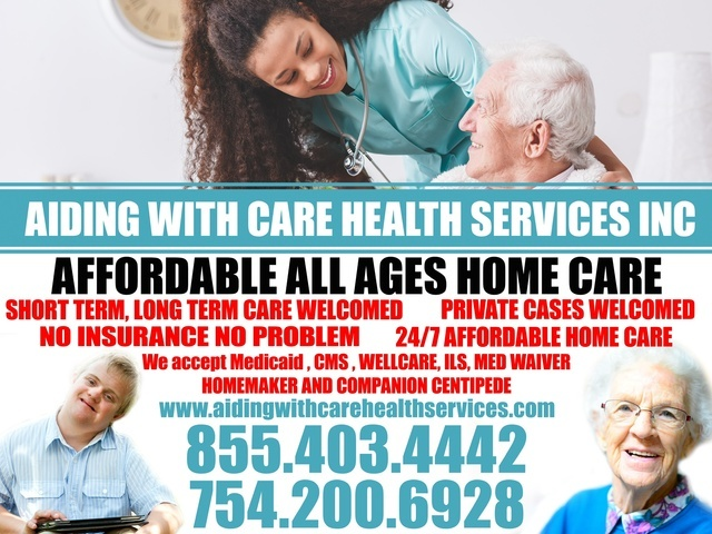 Aiding With Care - Fort Lauderdale, FL | CareListings