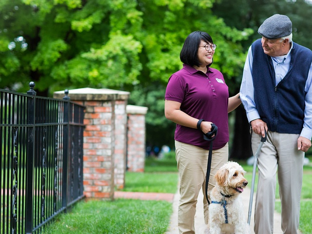 Home Instead Senior Care is looking for caring and