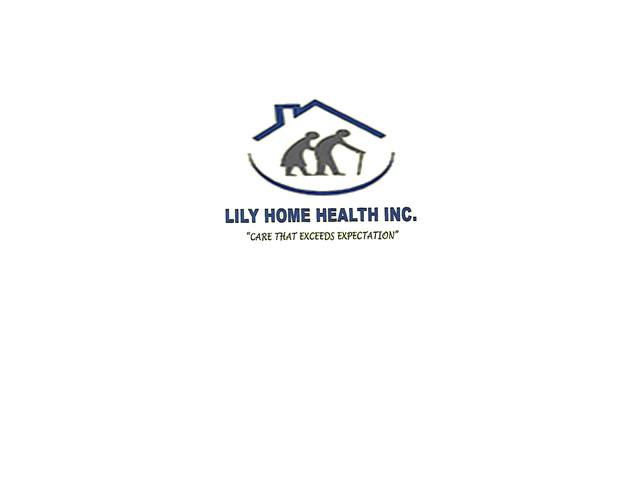Amazing Lily Home Health Inc Houston Tx Carelistings Home Interior And Landscaping Synyenasavecom