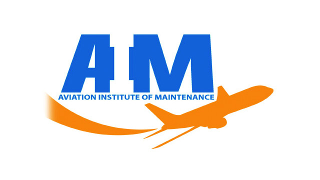 Aviation Institute of Maintenance logo