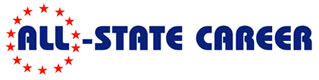 All State Career School logo