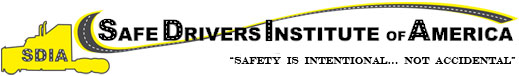 Safe Drivers Institute of America Logo