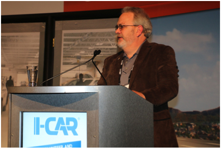CARSTAR AUTO BODY REPAIR EXPERTS CONGRATULATES BOB KEITH ON BEING NAMED I-CAR FOUNDER'S AWARD RECIPIENT