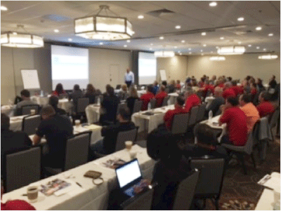 CARSTAR AUTO BODY REPAIR EXPERTS EXPANDS PROPRIETARY EDGE PERFORMANCE GROUP TRAINING PROGRAM IN 2016