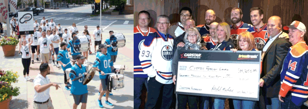 Carstar Annual Fundraiser to Fight Cystic Fibrosis