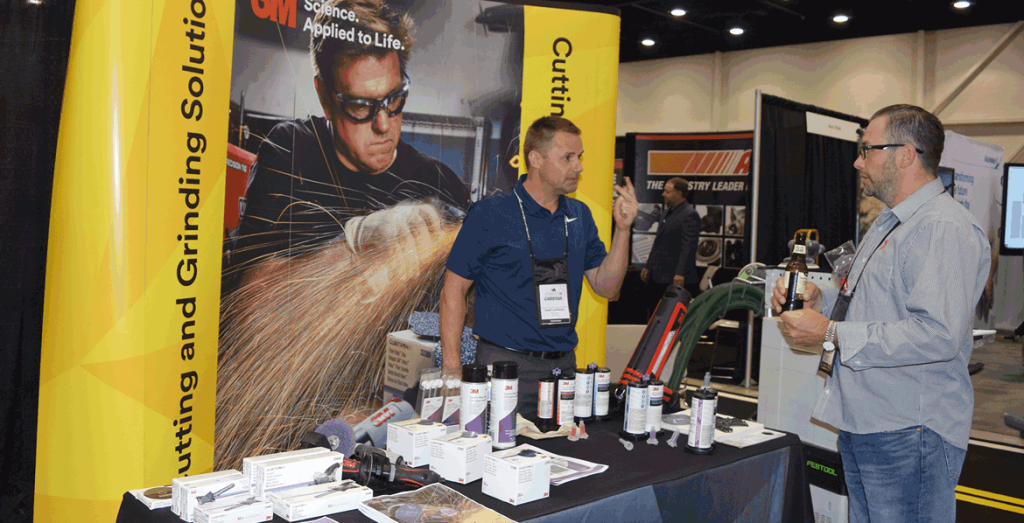 CARSTAR Vendor Partners Host Interactive Expo For Franchise To Showcase Latest Products And Solutions