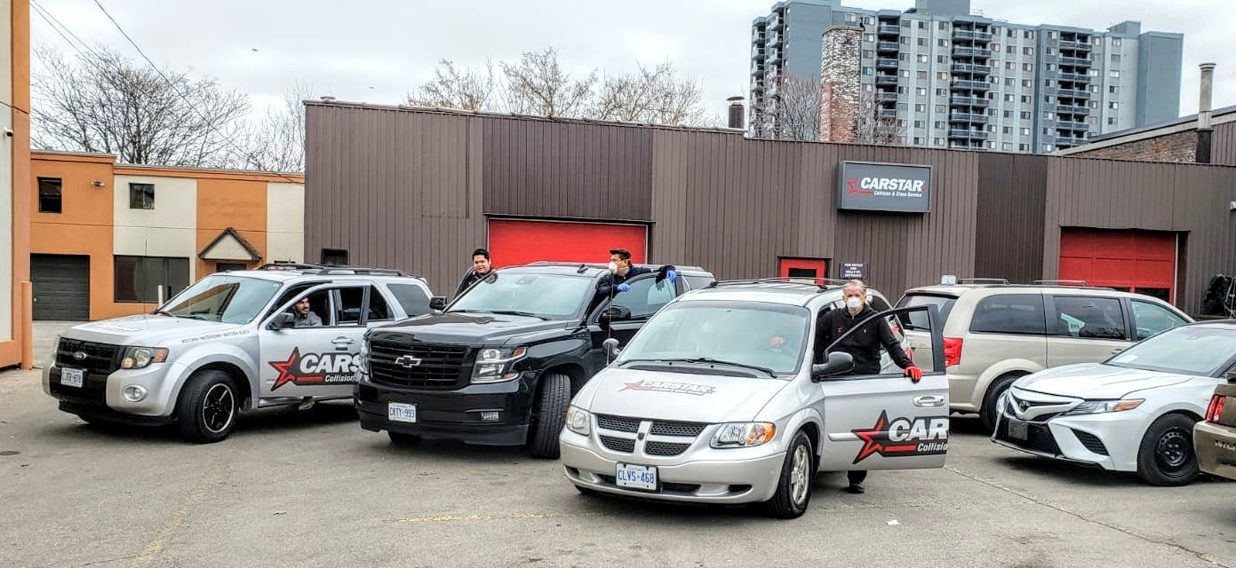 CARSTAR Business Owners across North America Give Back