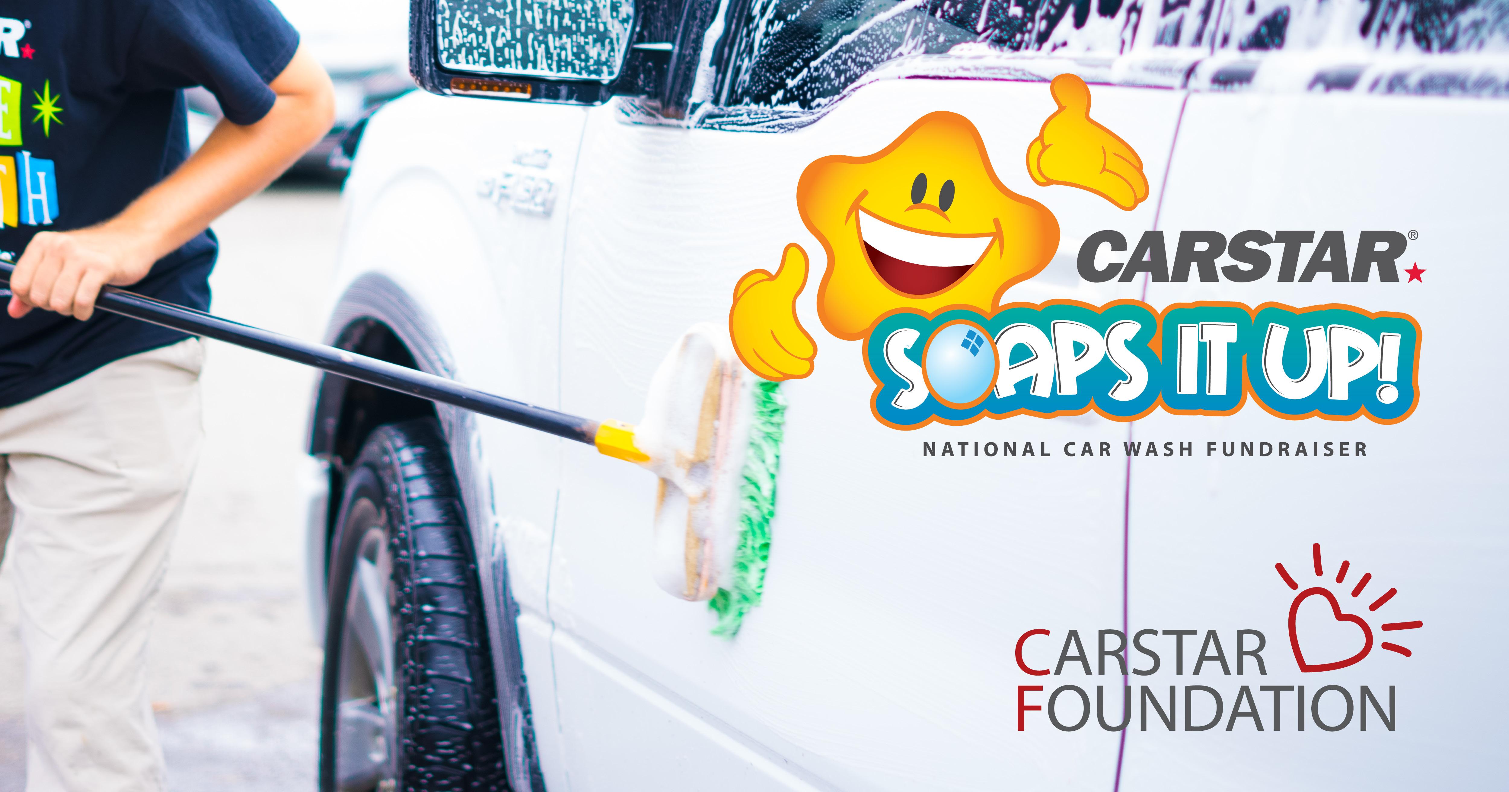 CARSTAR soaps it up, CARSTAR FOUNDATION
