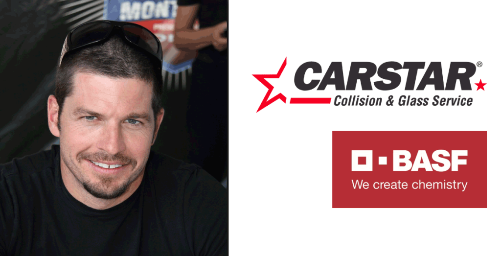 Car Star Patrick Carpentier Joins Forces with CARSTAR and BASF to Help Reduce Distracted Driving throughout Quebec